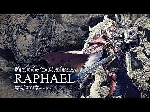 SoulCalibur 6 Character Roster Grows With Raphael Sore