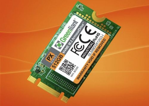 Greenliant 88 PX Series NVMe M.2 ArmourDrive SSDs introduced