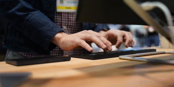 Hands-on: Brydge's new keyboard and touchpad are rare Chrome OS-first accessories
