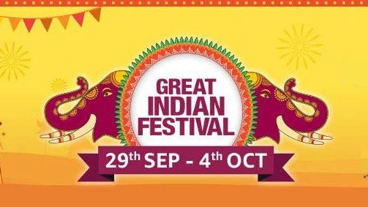 Amazon Great Indian Festival sale 2019: best deals and offers
