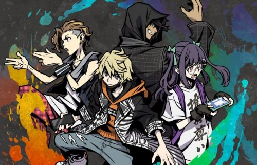 Neo The World Ends with You PlayStation demo