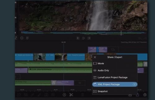LumaFusion 2.2 includes support for Final Cut Pro X exporting and more