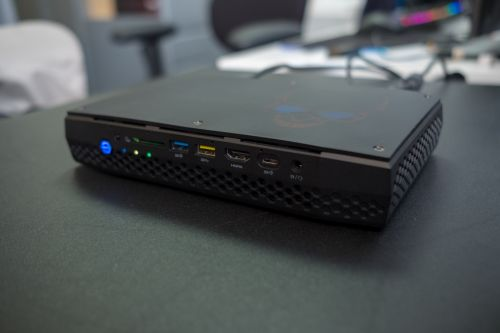 Intel's Hades Canyon NUC finally gets a vital graphics driver update - thanks to AMD
