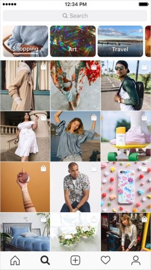 Instagram Expands Shopping in Stories, Adds Shopping to Explore