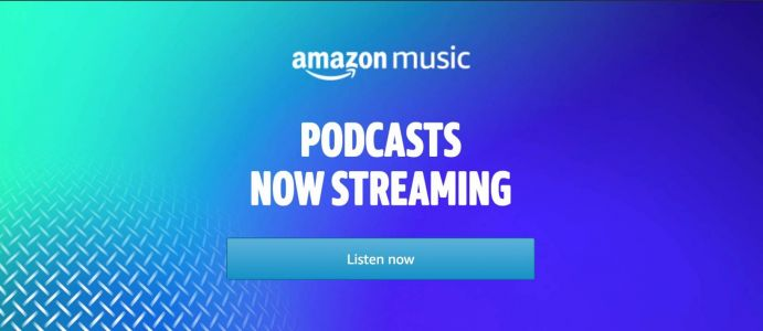 Amazon Music now has podcasts, including original shows