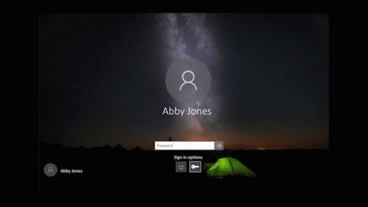 Windows 10 Tip: Set up Windows Hello from your lock screen