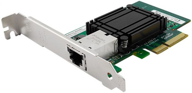 LR-Link Launches New Mass-Market 10GigE NIC Based on Tehuti Networks' Tech