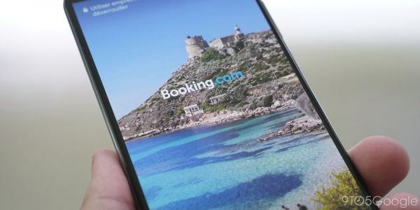 Users are seeing 'Booking.com' ads on Huawei smartphone lockscreens