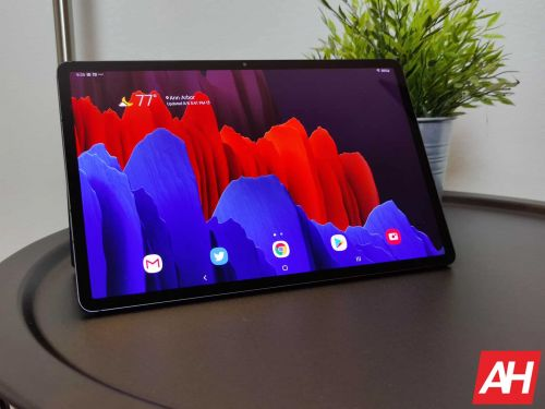 You Can Buy The Galaxy Tab S7 & S7+ Today