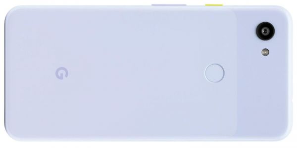 Google Pixel 3a leaks in 'purple' with yellow power button