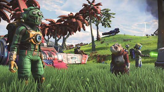 No Man's Sky Will be Landing on Xbox Game Pass