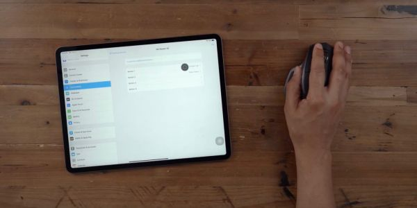 IPadOS 13: How to use a mouse with your iPad