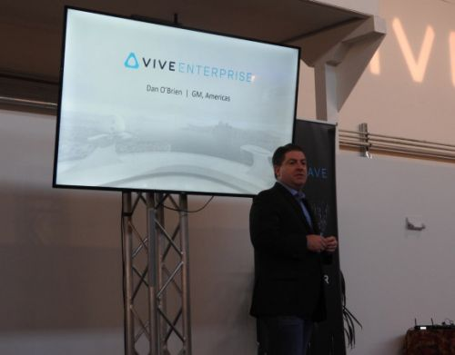 HTC will make Vive Focus standalone VR headset available in North America and dozens of other markets
