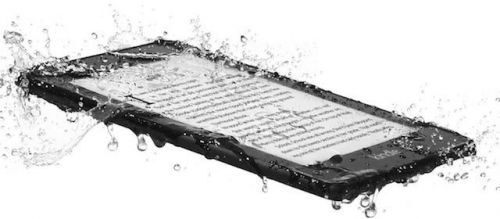 New Amazon Kindle Paperwhite Is Waterproof