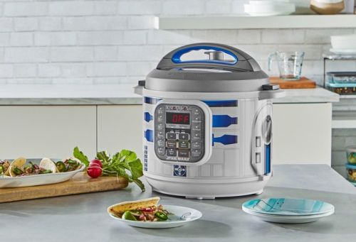 Instant Pot launches the R2-D2 Star Wars Multi Pressure Cooker