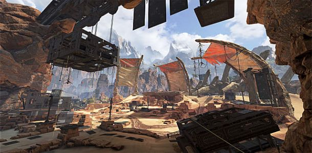Apex Legends Guide: Recommended Landing Spots and How to Dive Faster