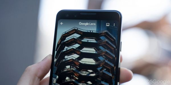 Google Lens adds 'Places' filter as Podcasts player tests queue swiping
