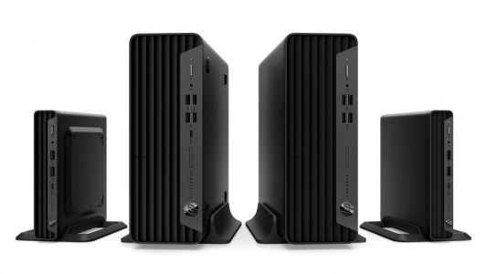 New HP desktop PCs are geared to empower those in hybrid work environments