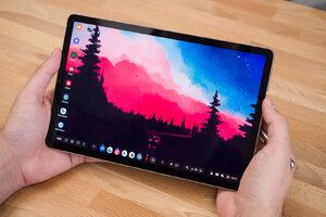 Samsung's next tablet is a slightly downgraded Galaxy Tab S6