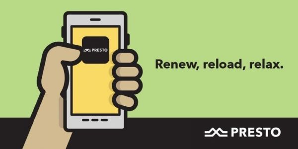 PRESTO rolls out instant balance reloads and balance checking via NFC