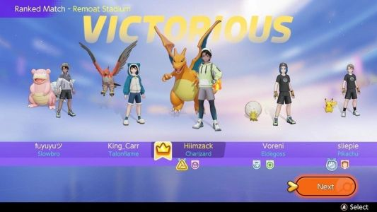 Here's how to enable voice chat in Pokémon Unite