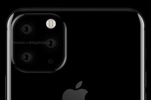 3D dummy mockups of the Apple iPhone 11 and 11 Max star in video
