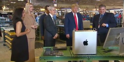 Apple's relationship with Donald Trump has become a toxic PR disaster