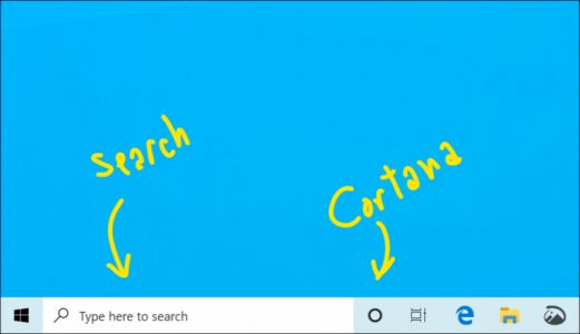 Next Windows 10 version will let you search without Cortana's involvement