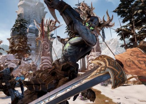 Asgard's Wrath asynchronous multiplayer explained