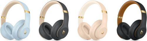 Apple Launches New Beats Studio 3 Wireless 'Skyline' Collection