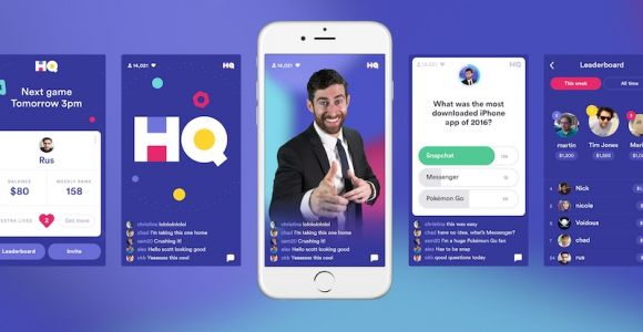 HQ Trivia Introducing New 'Wheel of Fortune'-Style Game in October Called 'HQ Words'