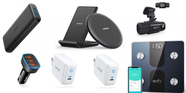 Anker Qi Chargers and accessories from $10, UE BOOM 3 Speaker 20% off, more in today's best deals