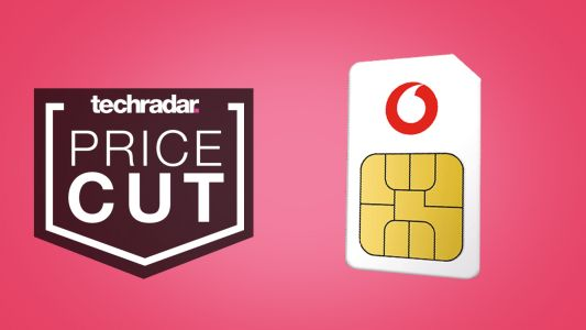 Save 20% on stellar 10GB data Vodafone SIM only deal with this code