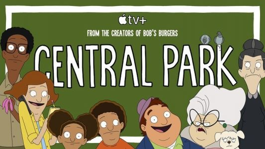 'Central Park' out now on Apple TV+