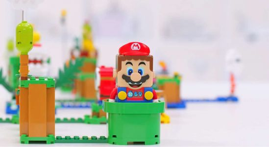 Using Legos Is The New Best Way To Play Super Mario Bros