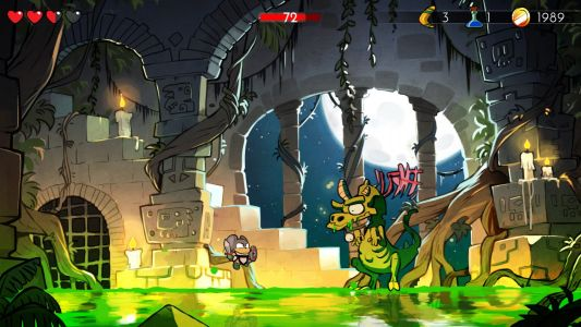 Best Android app deals of the day: Wonder Boy, Almost Gone, Double Dragon Trilogy, more