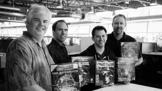 EA Announces 4K Remasters Of First Two Command & Conquer Games