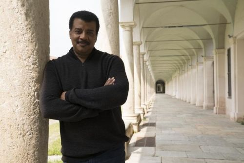 Five minutes with Ann Druyan and Neil DeGrasse Tyson