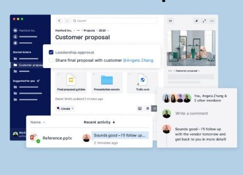Dropbox for Mac is adding improved syncing