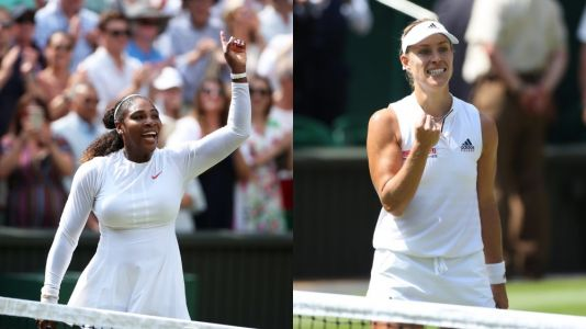 Serena Williams vs Angelique Kerber live stream: how to watch Wimbledon ladies' final online