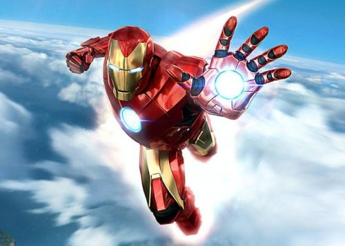 Marvel's Iron Man VR game takes to the skys this Friday new launch trailer released