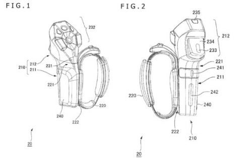 New controller patent could show the PSVR's future