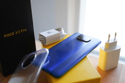 How to add wireless charging to the Poco X3 Pro