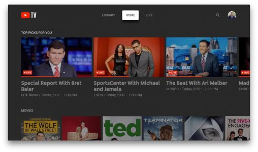 Verizon's upcoming 5G broadband service will bundle YouTube TV