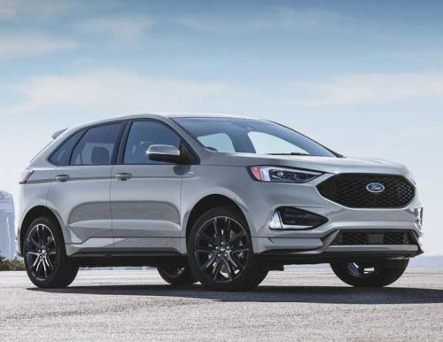 2020 Ford Edge ST-Line is all about style