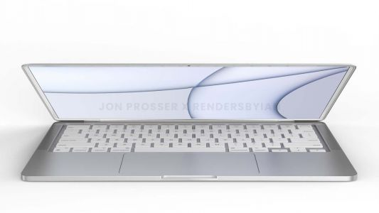 Next-Gen MacBook Air Could Feature Flat Edges, White Bezels