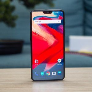 This might be our first real look at the OnePlus 6T, and yes, that's a confirmed name now