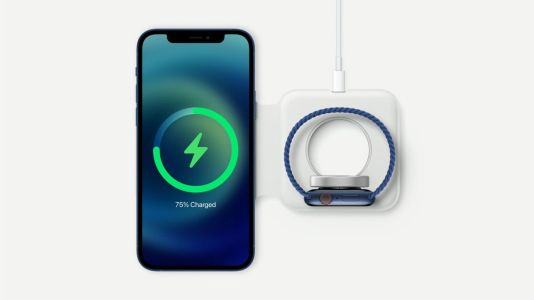 Apple Watch Series 7 Fast Charging Not Possible On The MagSafe Duo
