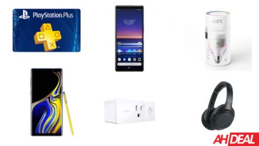 Electronic Deals - August 16, 2019: Sony, TCL, Samsung & More