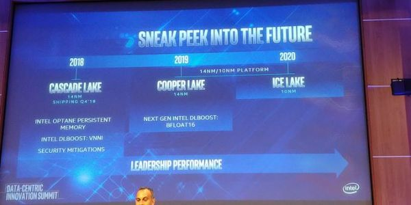 Some Cascade Lake Xeon Scalable Processor Specifications Exposed in SI Documents